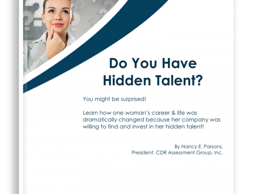 Do You Have a Hidden Talent?
